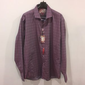NWT 7 Downie St. Couture - Size 8 - Purple